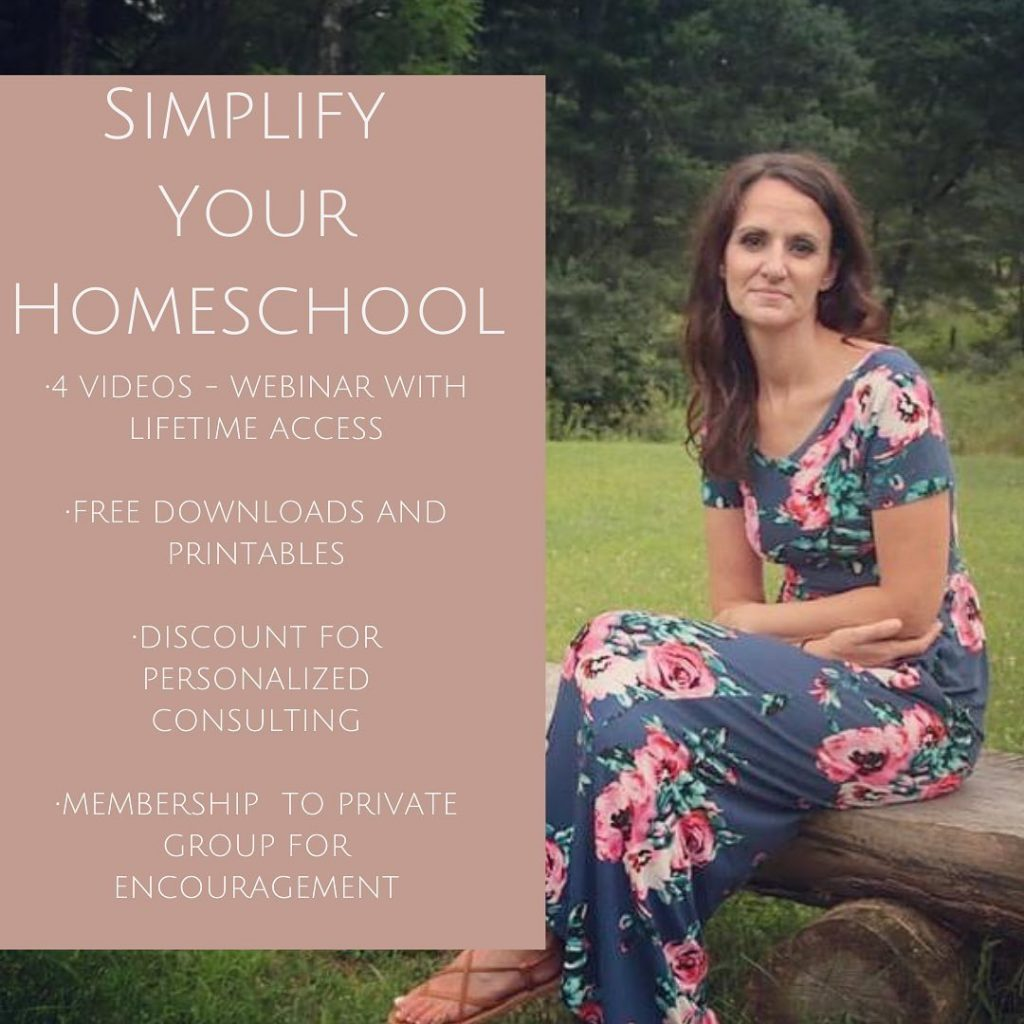 simplify homeschool