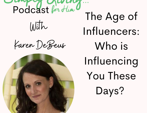 The age of influencers